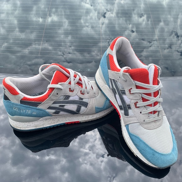 Asics Shoes   Mens Size 12 Gel Lyte Iii
